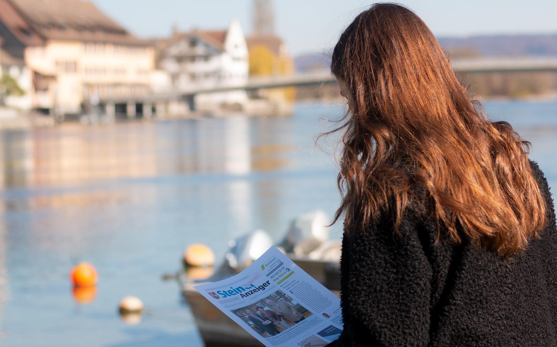 Steiner Anzeiger - Badi Stein am Rhein