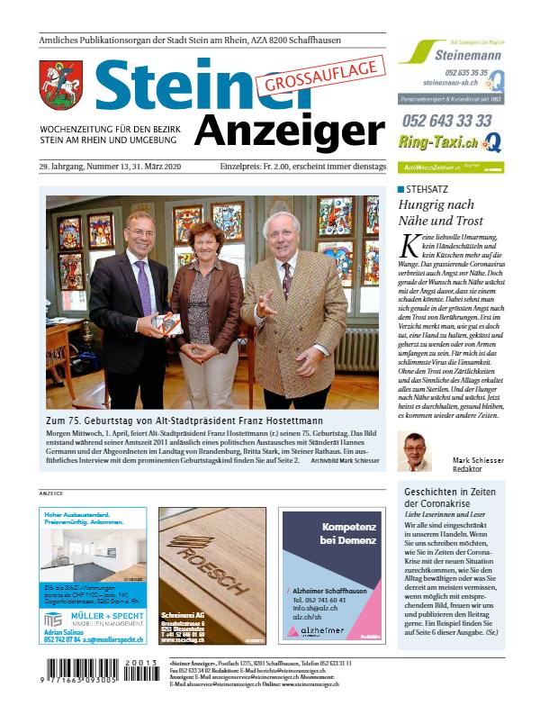 PDF Ausgabe vom 31.03.2020