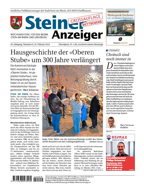PDF Ausgabe vom 26.02.2019