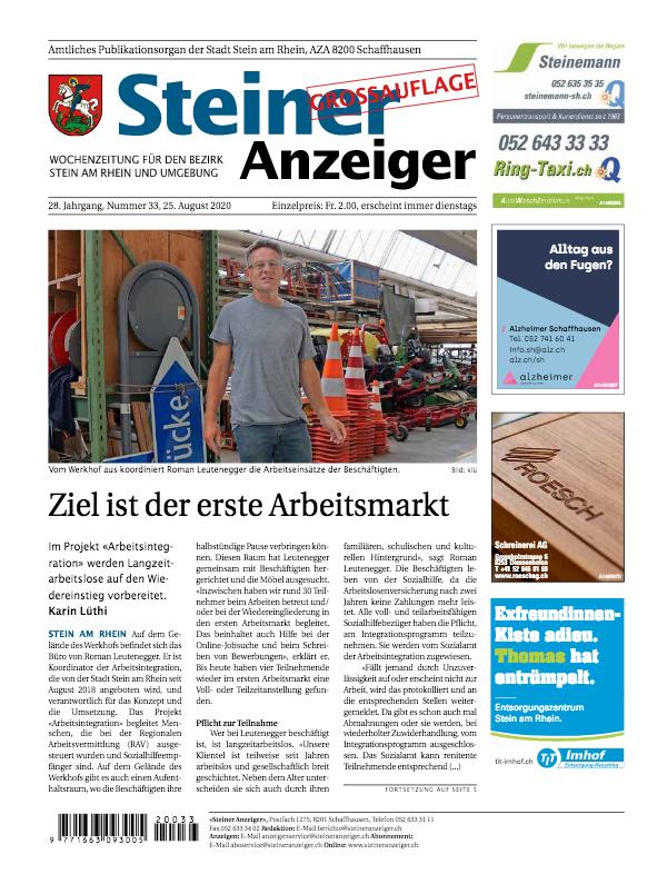 PDF Ausgabe vom 25.08.2020